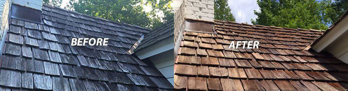 Professional Cedar Roof Cleaning In Des Moines Contact Us